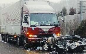 軽自動車の安全性に疑いがある画像