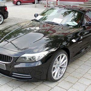 BMW Z4【3年落ち・5年落ち・7年落ち】下取り前に見る買取相場表