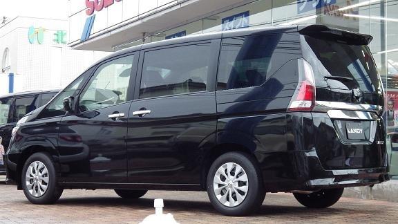 Suzuki_Landy_2.0X_SGC27_Rear_2