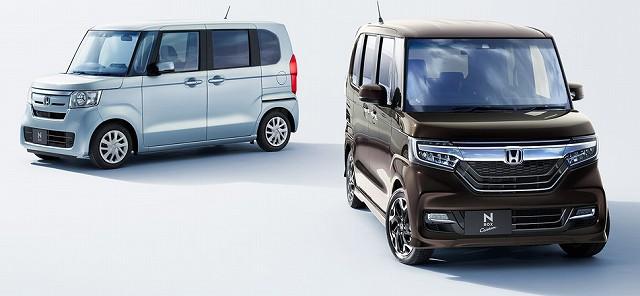 デザイン・カラー|スタイリング|N-BOX|Honda