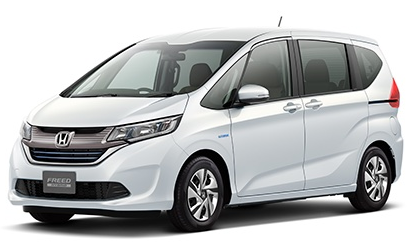 ハイブリッド車|タイプ・価格|フリード|Honda
