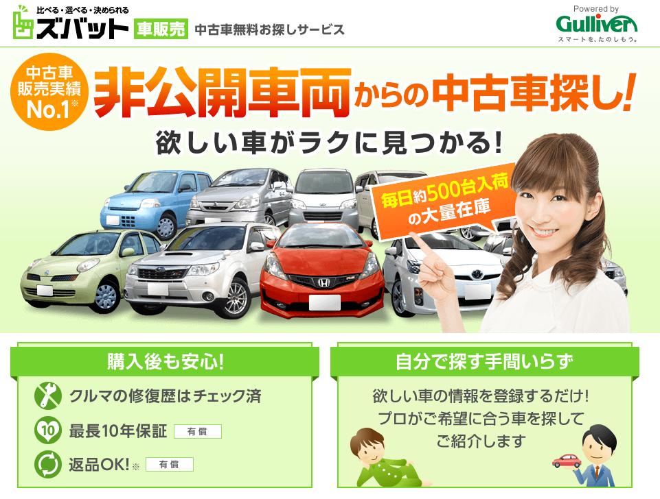 安い軽自動車税で済む車を探せるサービス