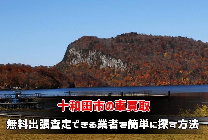 十和田市の車買取で無料出張査定できる業者を簡単に探す方法:サムネイル
